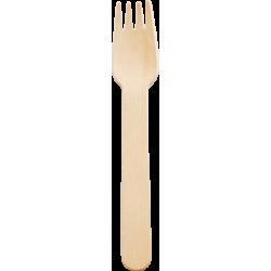 Fourchette bois