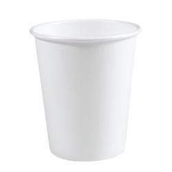 Gobelet carton blanc