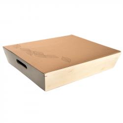 Verre à pied martini 19 cl