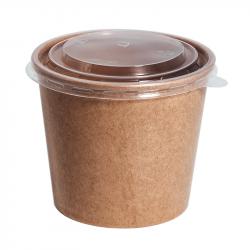 Boite plateau traiteur carton 19 x 28 cm