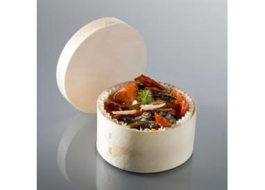 Boîte camembert & Panier vapeur